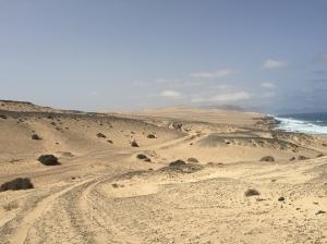 Westküste Fuerteventura